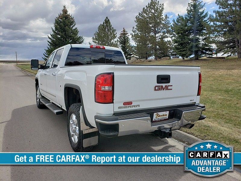 2017 GMC Sierra 2500 4WD Crew Cab SLT  city MT  Bleskin Motor Company   in Great Falls, MT