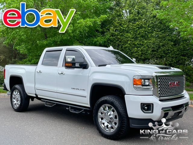 2017 Gmc Sierra 2500hd DENALI LOADED