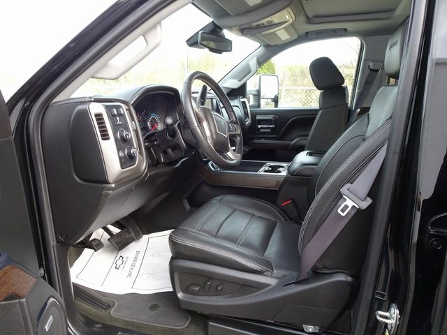 2017 GMC Sierra 2500HD Denali Madison, NC 19
