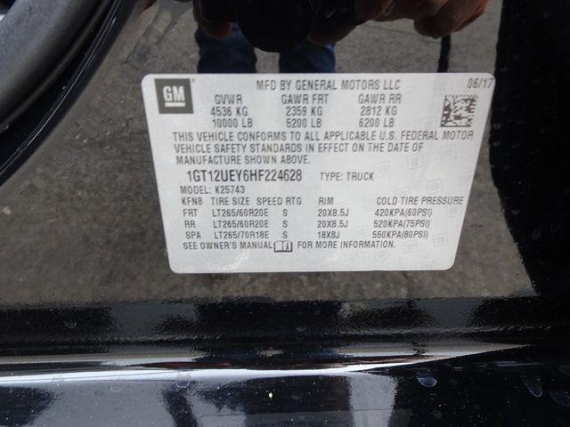 2017 GMC Sierra 2500HD Denali Madison, NC 52
