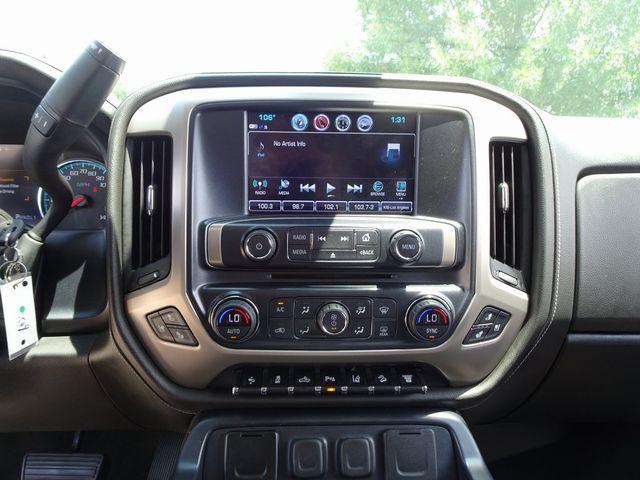 2017 GMC Sierra 2500HD Denali LIFT/CUSTOM WHEELS AND TIRES in McKinney, Texas 75070