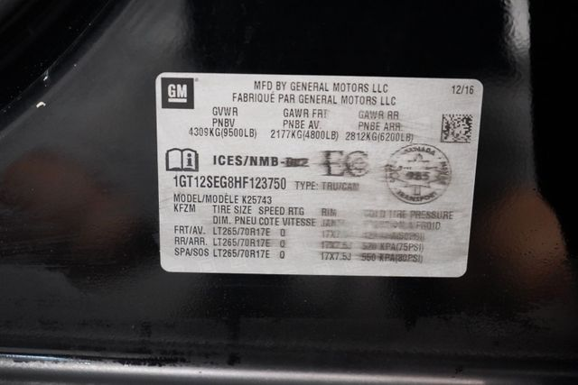 2017 GMC Sierra 2500HD SLE in Erie, PA 16428
