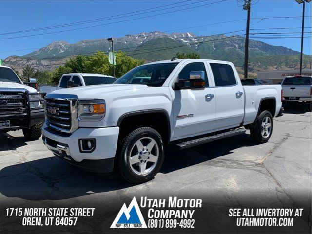 2017 GMC Sierra 2500HD SLT | Orem, Utah | Utah Motor Company in  Utah