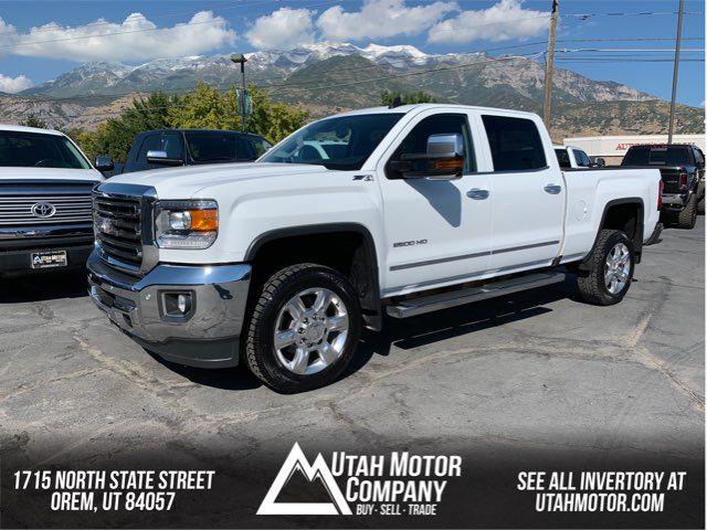 2017 GMC Sierra 2500HD SLT in , Utah 84057