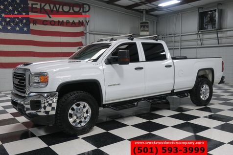 2017 GMC Sierra 2500HD W/T LS LT 4x4 Diesel Long Bed Low Miles 1 Owner in Searcy, AR