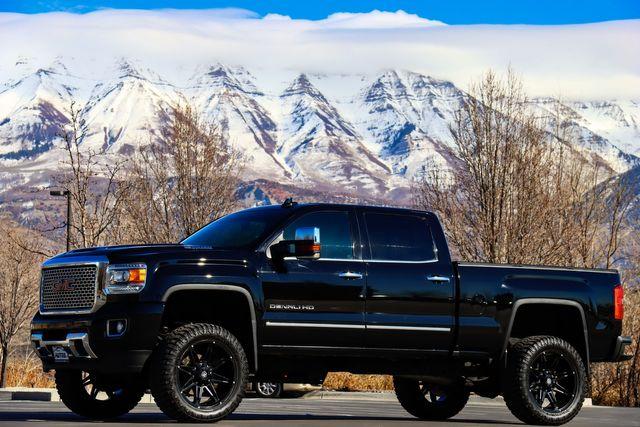 2017 GMC Sierra 3500HD Denali 4x4 L5P in American Fork, Utah 84003