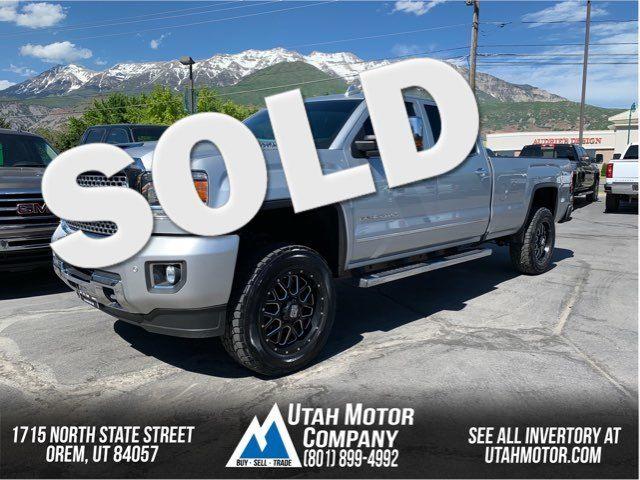 2017 GMC Sierra 3500HD Denali | Orem, Utah | Utah Motor Company in  Utah