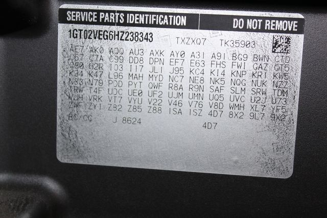 2017 GMC Sierra 3500HD 4x4 Utility Box in Roscoe, IL 61073