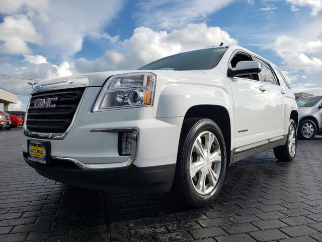 2017 GMC Terrain SLE | Champaign, Illinois | The Auto Mall of Champaign in Champaign Illinois