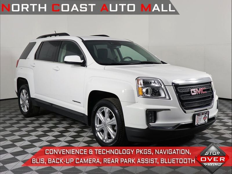 2017 GMC Terrain SLE  city Ohio  North Coast Auto Mall of Cleveland  in Cleveland, Ohio