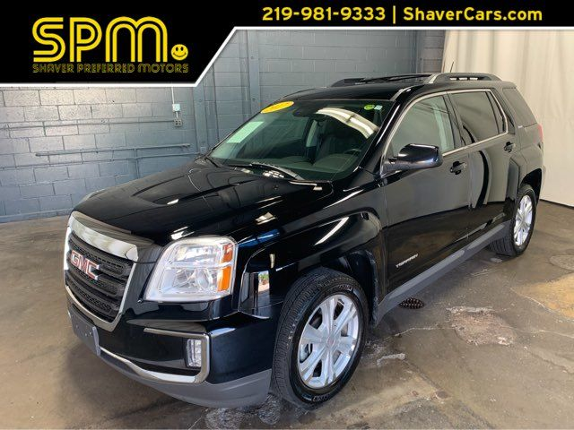 2017 GMC Terrain SLE-2 Tech Package
