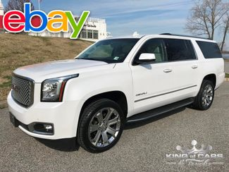 2017 Gmc Yukon Denali 1500 XL SUNROOF NAV 24K MILES 1-OWNER HUGE MSRP OF 77K in Woodbury, New Jersey 08096