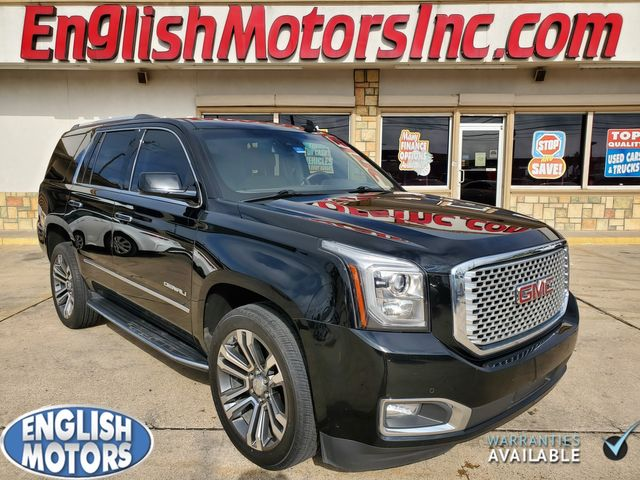 2017 GMC Yukon Denali in Brownsville, TX 78521