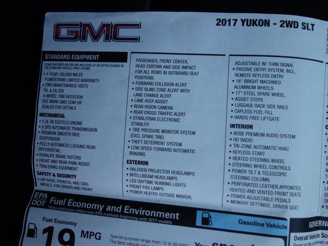2017 GMC Yukon SLT in Marion, AR 72364