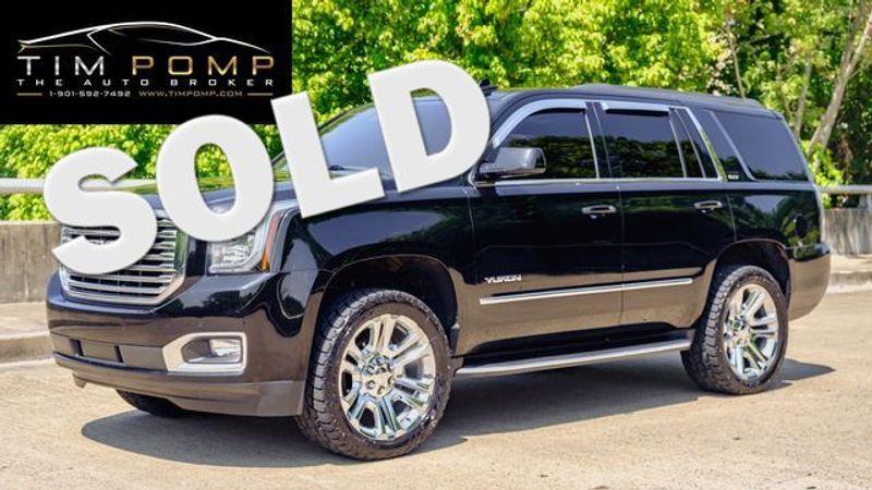 2017 GMC Yukon SLT | Memphis, Tennessee | Tim Pomp - The Auto Broker in Memphis Tennessee