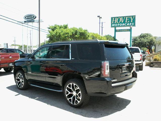 2017 GMC Yukon SLT 4x4 Nav San Antonio, Texas 4