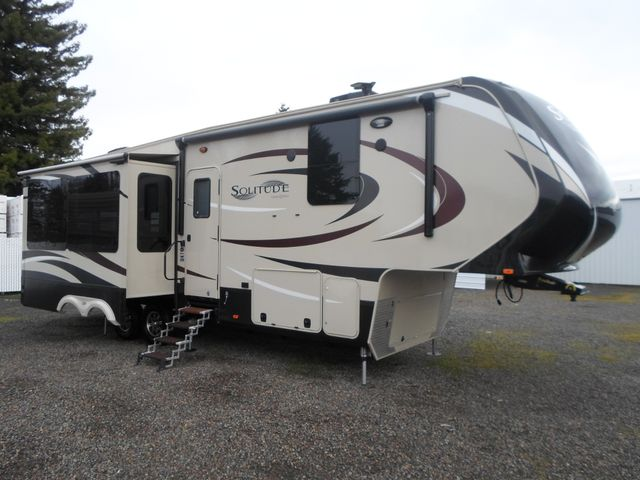2017 Grand Design Solitude 321RL Salem, Oregon