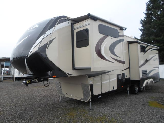 2017 Grand Design Solitude 321RL Salem, Oregon 1