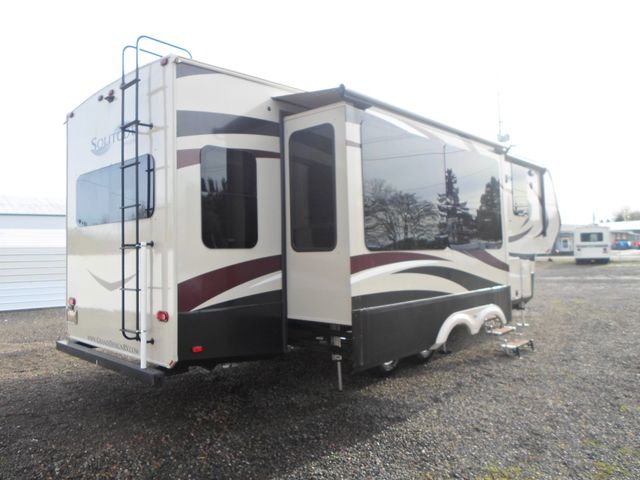 2017 Grand Design Solitude 321RL Salem, Oregon 3