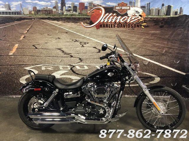 2017 Harley-Davidson DYNA WIDE GLIDE FXDWG WIDE GLIDE FXDWG