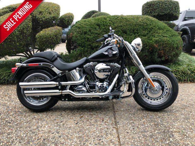2017 Harley-Davidson Fat Boy