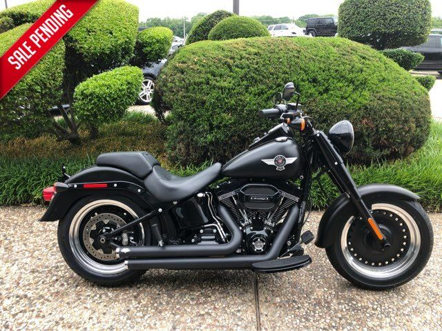 2017 Harley-Davidson Fat Boy S in McKinney, TX 75070