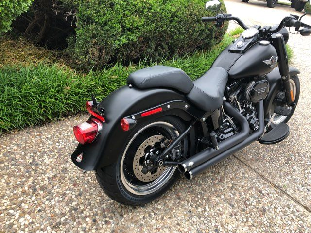 2017 Harley-Davidson Fat Boy S in McKinney, TX 75070