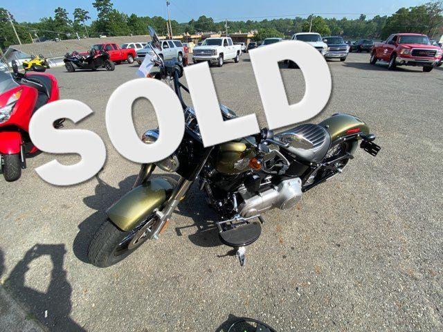 2017 Harley-Davidson FLS Softail Slim   - John Gibson Auto Sales Hot Springs in Hot Springs Arkansas