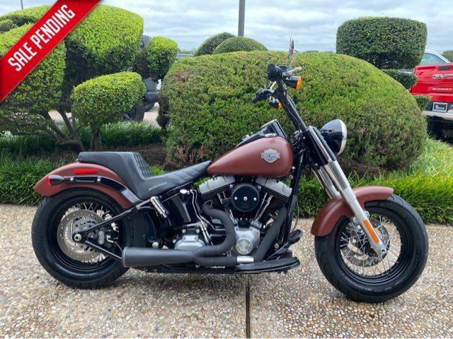 2017 Harley-Davidson FLS Softail Slim
