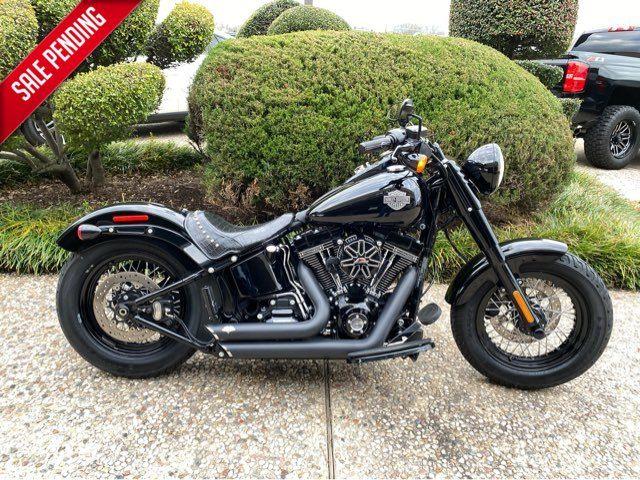 2017 Harley-Davidson FLSS Softail Slim S