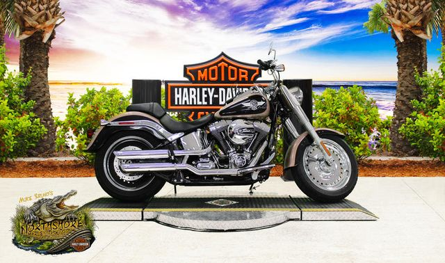2017 Harley-Davidson® FLSTF - Fat Boy®