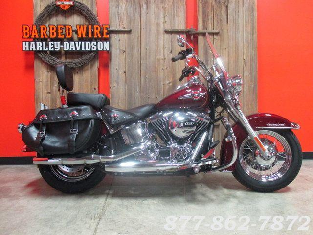 2017 Harley-Davidson HERITAGE SOFTAIL CLASSIC FLSTC HERITAGE CLASSIC