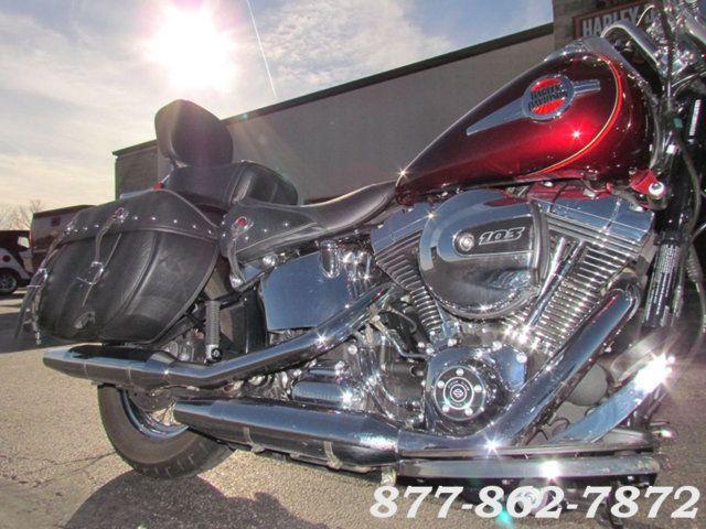 2017 Harley-Davidson HERITAGE SOFTAIL FLSTC HERITAGE SOFTAIL Chicago, Illinois 25