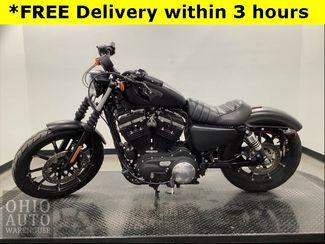 2017 Harley-Davidson Iron XL883N 6K LOW MILES We Finance in Canton, Ohio 44705