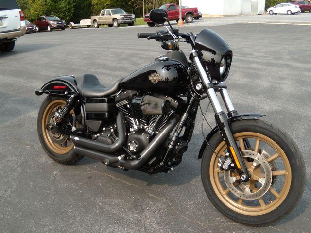2017 Harley-Davidson Low Rider S FXDLS