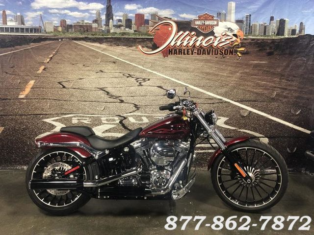 2017 Harley-Davidson SOFTAIL BREAKOUT FXSB BREAKOUT FXSB in Chicago, Illinois 60555