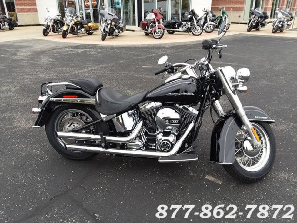 Motorcycles For Sale Chicago >> 2017 Harley Davidson Softail Deluxe Flstn Deluxe Flstn