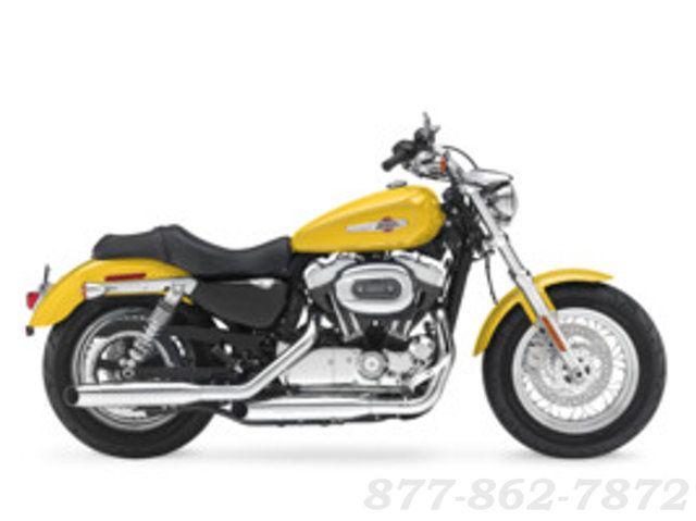 2017 Harley-Davidson SPORTSTER 1200 CUSTOM XL1200C 1200 CUSTOM XL1200C Chicago, Illinois