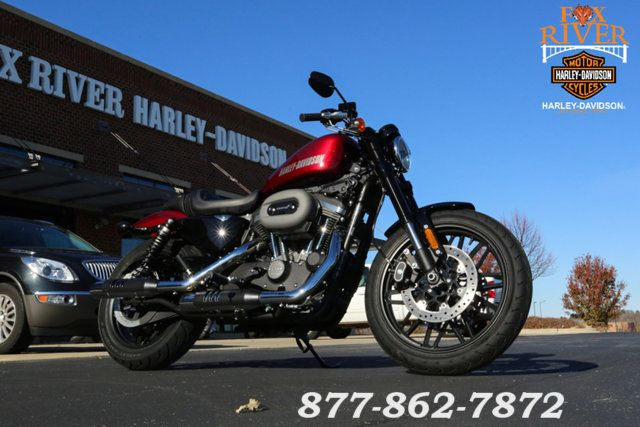 2017 Harley-Davidson SPORTSTER 1200 ROADSTER XL1200CX 1200 ROADSTER XL1200