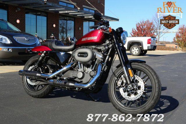 2017 Harley-Davidson SPORTSTER 1200 ROADSTER XL1200CX 1200 ROADSTER XL1200 Chicago, Illinois 1