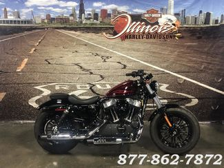 2017 Harley-Davidson SPORTSTER FORTY-EIGHT XL1200X 48 FORTY-EIGHT XL1200X in Chicago, Illinois 60555