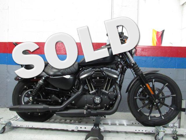 2017 Harley Davidson Sportster Iron XL883N