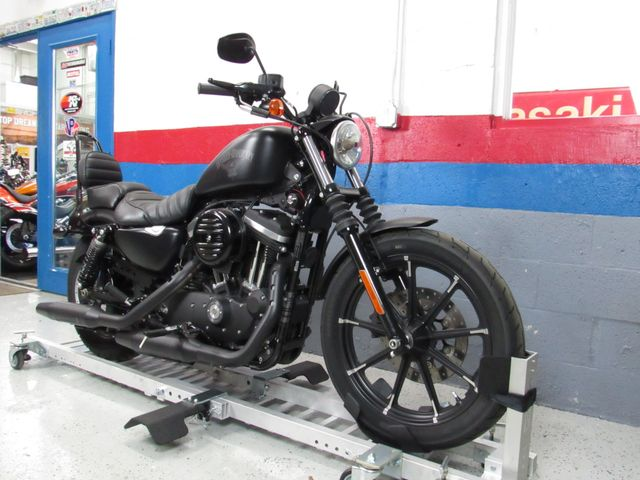 2017 Harley Davidson Sportster Iron XL883N Lease 0 Down $217 per Month for 36 Mos WAC in Dania Beach , Florida 33004