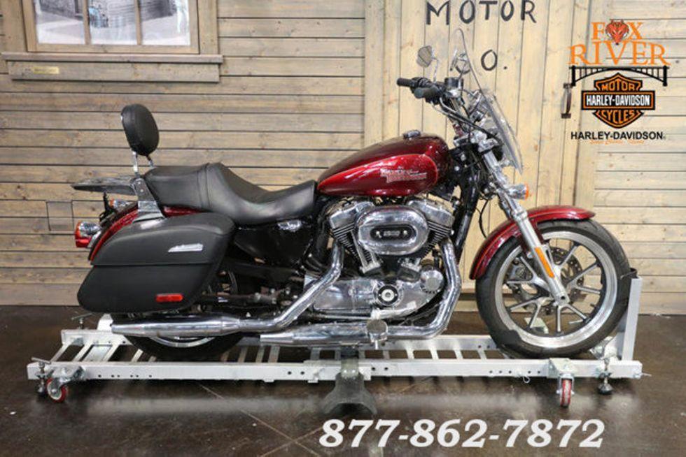 2017 Harley-Davidson SPORTSTER SUPERLOW 1200T XL1200T