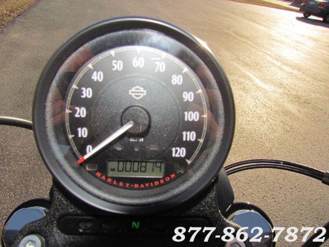 2017 Harley-Davidson SPORTSTER XL883N IRON 883 IRON 883 XL883N Chicago, Illinois 12