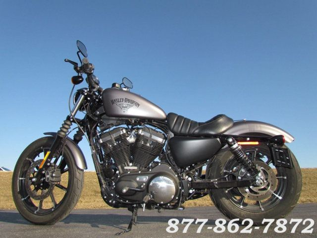 2017 Harley-Davidson SPORTSTER XL883N IRON 883 IRON 883 XL883N Chicago, Illinois 38