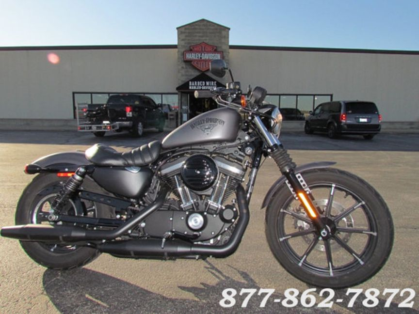 2017 Harley Davidson Sportster Xl883n Iron 883 In Chicago Illinois