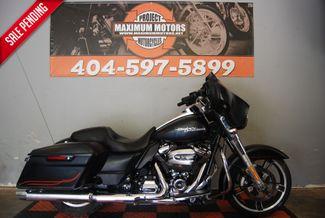 2017 Harley-Davidson Street Glide FLHX103 Jackson, Georgia