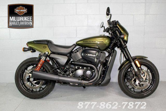 2017 Harley-Davidson STREET ROD 750 XG750A STREET ROD 750