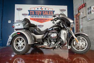 2017 Harley-Davidson Trike Tri Glide Ultra in Fort Worth, TX 76131